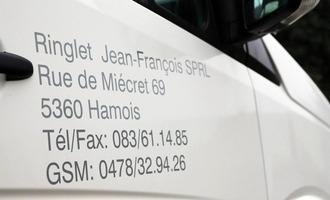 Ringlet Jean-Francois SPRL - Hamois - Galerie photos